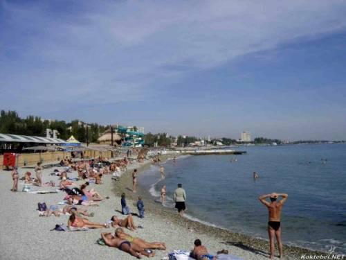 Феодосия-курорт Крыма